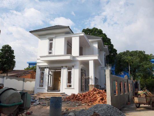 Thiên Hoàng Long xin giấy phép xây dựng và thiết kế thi công tại Thuận An